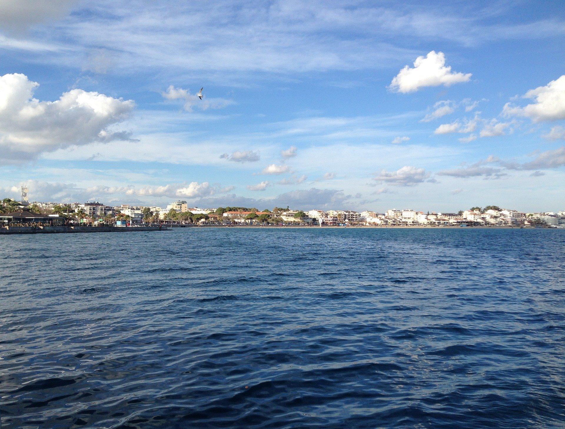 Море в Дидим