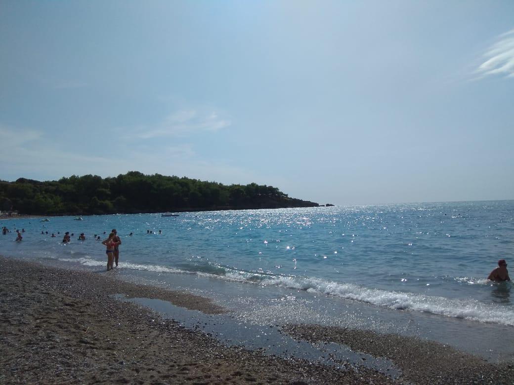 Пляж Окурджалара