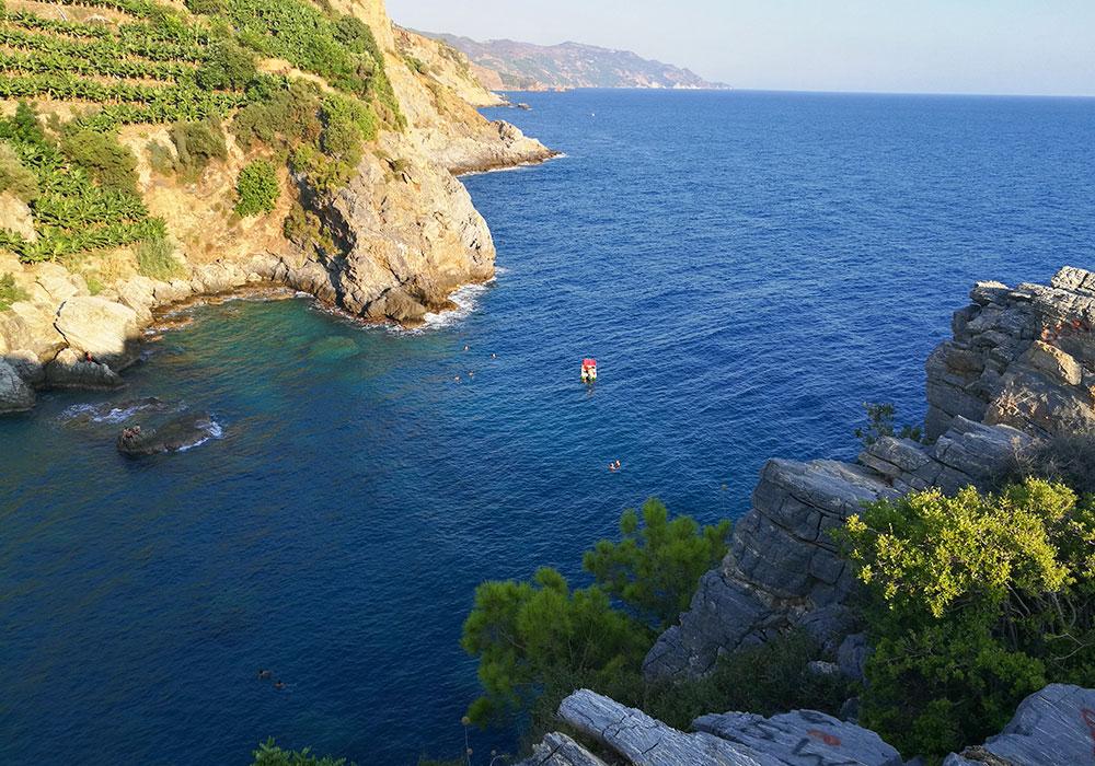 Пляж Голубая Лагуна в Турции