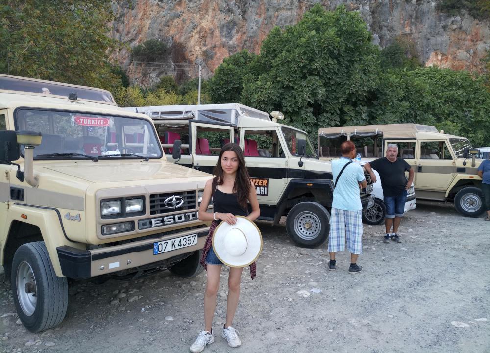 Сафари в Турции